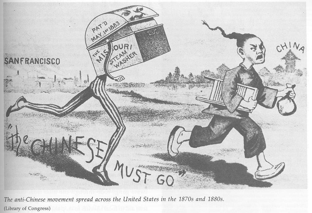 the issue of immigration and discrimination in the us in the 1920s 1918 – 1968: changing attitudes towards immigration  issue 1: an evaluation of the reasons for changing attitudes towards immigration in the 1920s.